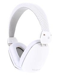 EP10 qualité sonore écouteur Salut-Fi casque stéréo de Sur-oreille pour PC/MP3/Telephone (Blanc)