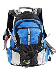 FJQXZ Waterproof and High Elastic Fabrics Blue Cycling Backpack
