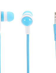 K2 Stereo In-Ear Headphone for PC/Mobilephone(Blue)