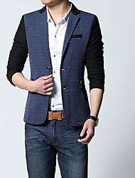 Men's Suits , Cotton Casual JPNZ