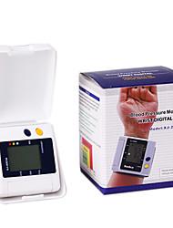 Semiconductor Датчик, измерениям в процессе Раздувание, наручные Тип Монитор артериального давления