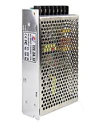 Angibabe doble salida de conmutación de alimentación Adaptador de alimentación DC 24V 3A 12V 5A 75W para la luz del LED