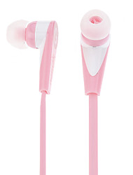 GNP-61 3.5MM Stereo Earphone with Microphone for Ipad/Iphone/Ipod