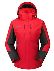 Outdoor Women's Jacket / Woman's Jacket / Winter Jacket Camping & Hiking / Fishing / Climbing / Leisure Sports / SnowsportsWaterproof /
