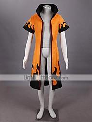 Naruto Naruto Uzumaki Cosplay Coat