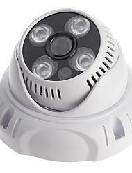 1/3 1200TVL 4LED ИК SONY датчик IMX138 + FH 8520 DSP безопасности Купол видеокамеры