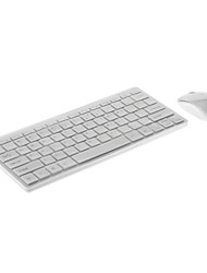 USB Wireless 2.4G Optical Mouse Mini Keyboard