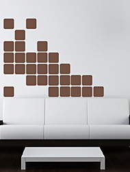 Shapes Square Decorative Wall Stickers