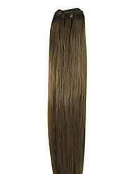 26inch 100% Human Hair Indian Hair Weft Silky Straight 100g More Colors Avaliable