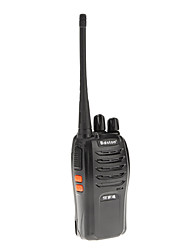 Baiston® 400.00-470.MHz 4W VOX Flashlight FM Two Way Radio Walkie Talkie Transceiver Interphone