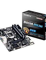 Gigabyte GA-B85M-HD3 INTEL LGA1150/HDMI/DDR3/USB3 Motherboard for B85 1150 I3 4130