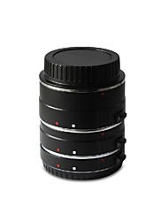 STD EOS 3-Piece Macro Extension Tube Set per Canon DSLR