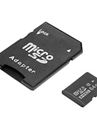 64GB Elite Pro geheugenkaarten SD SDHC voor Media Player Mobile Phone