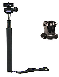 Accessories For GoPro Monopod Mount/HolderFor-Action Camera,Gopro Hero 5 Plastic