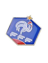 ЧМ-2014 Франция сборная значок