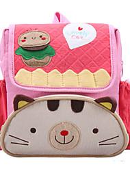 Infantil bonito dos desenhos animados brilhantes Cinto de segurança Backpack (Small)