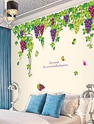 doudouwo ® Romanze Liebe ist lila Wandaufkleber