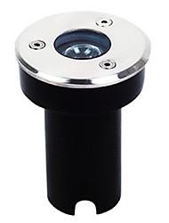 6.5 * 6.5 * 9 chiara impermeabile esterna della lampada subacquea a LED di paesaggio