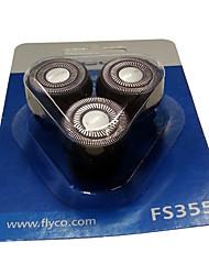 un insieme di flyco fs355 rete rasoio elettrico (essere adatto forfs355 fs356 fs358 fs359)