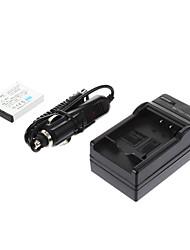 ismartdigi-Pana S008, BCE10, VBJ10 / RicohDB-70 1150mAh, carregador 3.7V Bateria Camera + Carro para PanasonicFX520 FX30 FX55