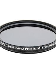 Nicna PRO1-D Digital Filter Wide Band Slim Pro Multicoated C-PL (49mm)