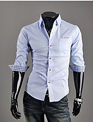 HF Herren Basic-Shirt mit kurzen Ärmeln 9073