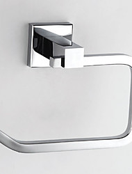 Latão acabamento cromado WC Papper Holder, L15.5cm x W12cm x H7cm