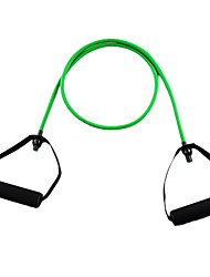 Latex Fitness Exercise Stretch Pull Rope - Verde
