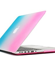 Enkay kleurverloop Beschermende PC Full Body Case voor MacBook Pro met Retina Display