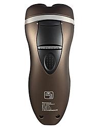 Venta caliente Flyco 3D Head Rotary Floating Cuidado Personal Electricidad hombres máquina de afeitar