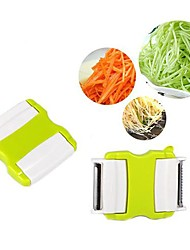 Double Blades Multifunctional Peeler for Fruit and Vegetables