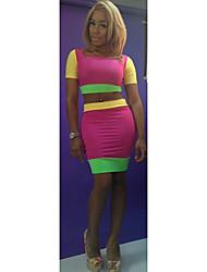 Женская Экспорт Fashon Сексуальная Bodycon Платье повязки