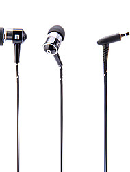 T-1 Bass Stereo Portable Rope In-Ear Hi-Fi Music Headphone with Micphone