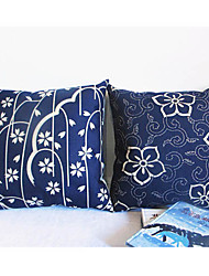 Set of 2 Ancient Image Pattern Decorative Pillow Covers