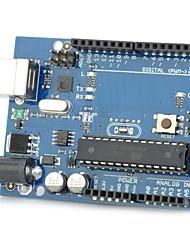 D1201 UNO R2 Módulo Board USB - Azul