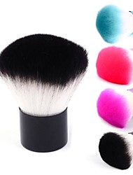 Blusher Brush Foundation Blusher Face Eyes Powder Pro Cosmetic Makeup Brush Soft 4 Colors