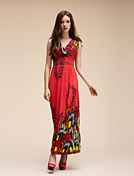 Women's Dresses , Silk Maya