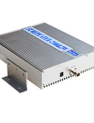 2watts output power 3G 2100mhz cellular booster repeater Coverage 3000m2