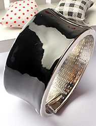 Me Simple All-Match Black Oil Dripping Bracelet