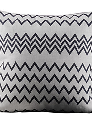 Vagues électriques Particularités postmodernes classiques coussin décoratif couverture