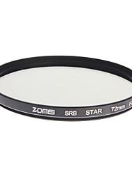 Zomei Kamera professionelle optische Rahmen Sterne 8 Filter (72 mm)