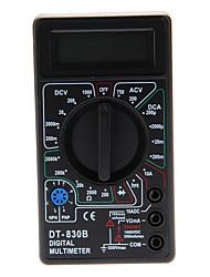 DT-830B AC / DC Профессиональный электрический тестер проверки тестер Цифровой мультиметр