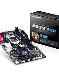GIGABYTE GA-B85M-D3V B85/DDR3/LGA 1150/Parallel Port/USB3.0 mère