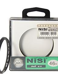 NISI 46mm PRO UV Ultravioleta Filtro Protector profesional de la lente para Nikon Canon Sony Pentax Olympus Cámaras
