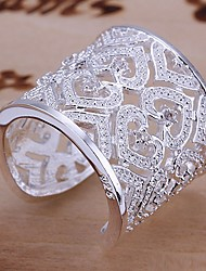 Meles 925 Silver Glisten Ring