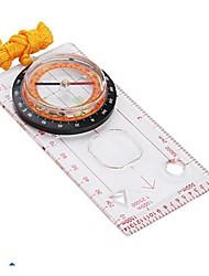 Professionnel, Boussole, Carte de mesurer avec pendentif-transparent