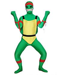 Teenage Mutant Ninja Turtles Full Body Zentai Unisex Cosplay Costume