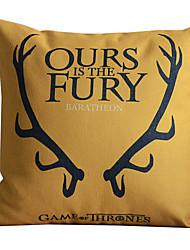 Game of Thrones Sierkussen Cover huis Baratheon's