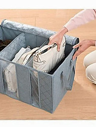 Bamboo Charcoal Clothes Storage Boxes