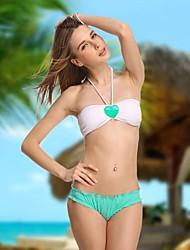 Mujeres VBM Diamond Crystal Bandeau bikini traje de baño más sexy Secret Natación Trajes Biqui
